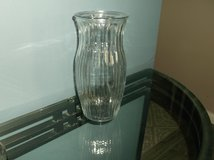 Ribbed large mouth vase in Plainfield, Illinois