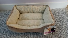 Pawtown Small Tan Pet Bed in Oswego, Illinois