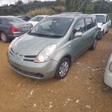 NISSAN NOTE for parts in Okinawa, Japan