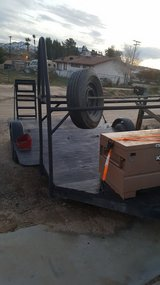 Toy Hauler/ utility trailer in Yucca Valley, California