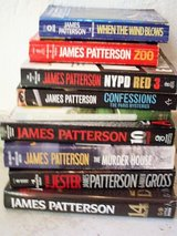 9 books by James Patterson in Stuttgart, GE