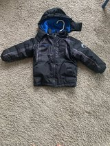 Toddler boy snow jacket size -24 month in Lockport, Illinois