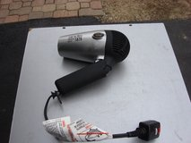 ANDIS CERAMIC FOLDING HAIR DRYER. in St. Charles, Illinois