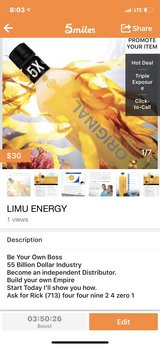 LIMU Independent Owner Sales in Spring, Texas