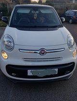 FIAT 500L URBAN 2014 SEMI AUTO DIESEL in Lakenheath, UK