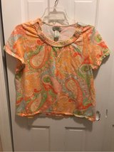 Ladies Caribbean Joe Petite XL Short Sleeve Shirt in Fort Belvoir, Virginia