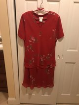 Ladies Koret Size 14 Blouse and Skirt in Fort Belvoir, Virginia