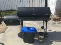 Char-broil Offset Smoker, BBQ, and Grill in Camp Lejeune, North Carolina