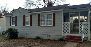 2bdrm, 1 bth, hardwood, central ac, gas heat, fenced backyard, recently painted walls, stained f... in Byron, Georgia