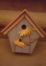 Bird House in Camp Lejeune, North Carolina