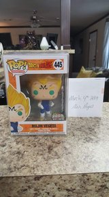 Funko Pop Majin Vegeta in Leesville, Louisiana