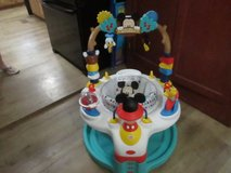 MICKEY MOUSE BABY BOUNCER in Cleveland, Texas