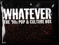 Whatever: The '90s Pop and Culture Box Set [7 Discs + Book] in Los Angeles, California