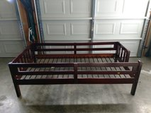 Twin Bed frame in Fort Campbell, Kentucky