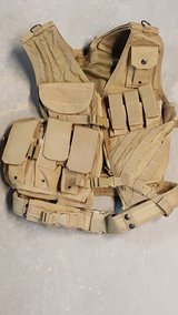 TACTICAL VEST-NEW in Alamogordo, New Mexico