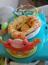Fisher price activity bouncer in 29 Palms, California
