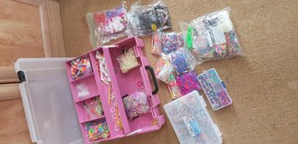 Large Craft Box and Accessories in Lakenheath, UK