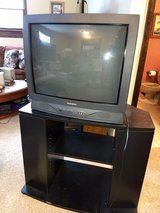 """27"""" Daewoo TV and corner stand in Bolingbrook, Illinois"""