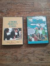 World Geography and Constitution dvds in Naperville, Illinois