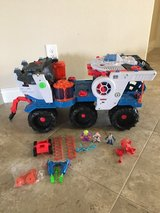 fisher price imaginext supernova battle rover in The Woodlands, Texas
