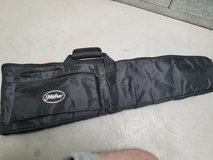 Hofner Electric Travel Bass soft case in 29 Palms, California