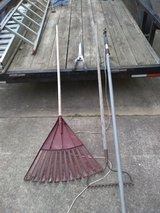 Gardening tools in Fort Campbell, Kentucky