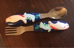 Child's Fork & Spoon in Yorkville, Illinois