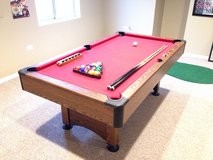 Pool Table in Naperville, Illinois
