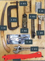 Miscellaneous tools in Camp Lejeune, North Carolina