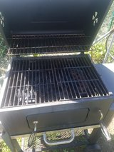 grill with cast iron grill. in Camp Pendleton, California