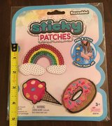 Sticky Patches in Naperville, Illinois