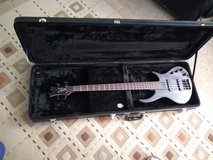 Toby by Tobias electric bass with hard case in Bolingbrook, Illinois