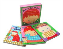 Babys Box of Fun A Lift-The-Flap 3 Book Boxed Gift Set in Chicago, Illinois