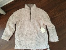 NEW WITH TAGS: Altar'd State Fuzzy (Wubby) Pullover Size S in Plainfield, Illinois