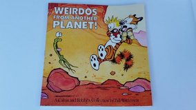 Vintage 1990 Calvin and Hobbs Weirdos From Another Planet Soft Cover Comics Classic Childrens Fu... in Morris, Illinois