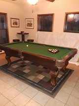 Pool Table & Pub Table in Conroe, Texas
