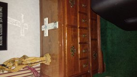 dresser with matching night stand in Kingwood, Texas