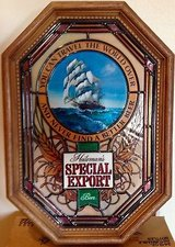 PRICE DROP!!! Hieleman's Special Export beer bar sign in Bolingbrook, Illinois