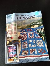 First Steps of Quilting in Yorkville, Illinois