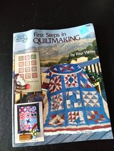 First Steps in Quilting in Chicago, Illinois