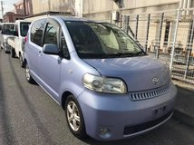 TOYOTA PORTE for parts in Okinawa, Japan