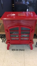 Red Electric Heater (New) in Fort Leonard Wood, Missouri