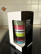 coffee to go cup in Ramstein, Germany