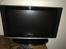 "Samsung flatscreen tv 23"" in Lockport, Illinois"