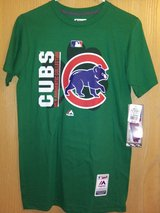 NEW Chicago Cubs Shirt Adult Small in Yorkville, Illinois
