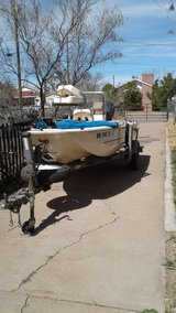Scout 152 fishing boat and Trailer in Alamogordo, New Mexico