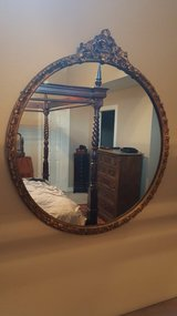 ANTIQUE GOLD MIRROR IN EXCELLENT CONDITION. in Kingwood, Texas