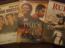 Inspired by True Stories DVDs in Camp Lejeune, North Carolina