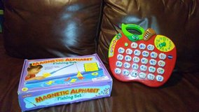Learning the ABC'S in The Woodlands, Texas