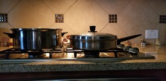Stainless Steel Cookware in Alvin, Texas